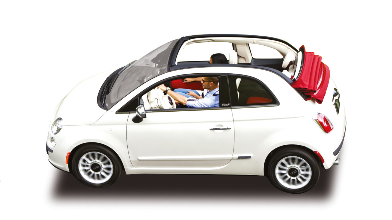 Fiat 500 Cabrio Automatic Deposit