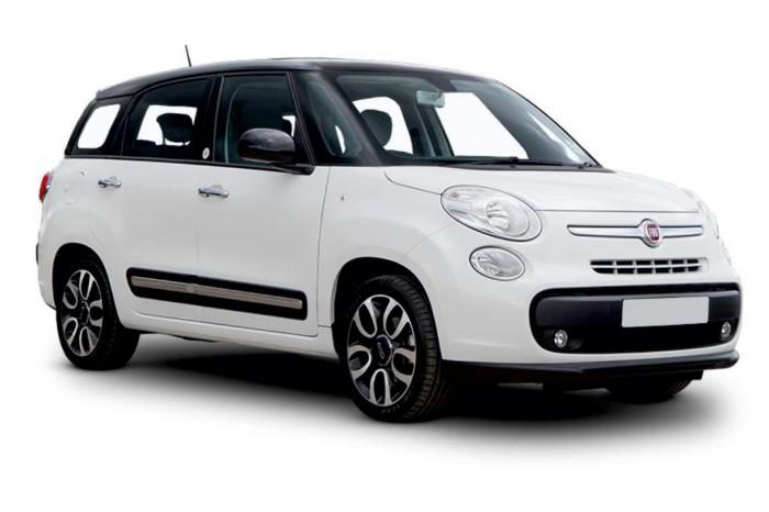 Fiat 500 Large 7 Seats Diesel Automatic A/C