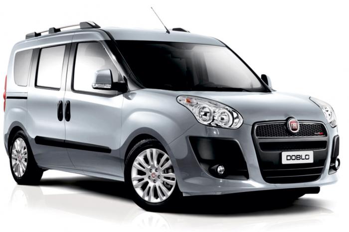 Fiat Doblo 7 Seats Diesel A/C