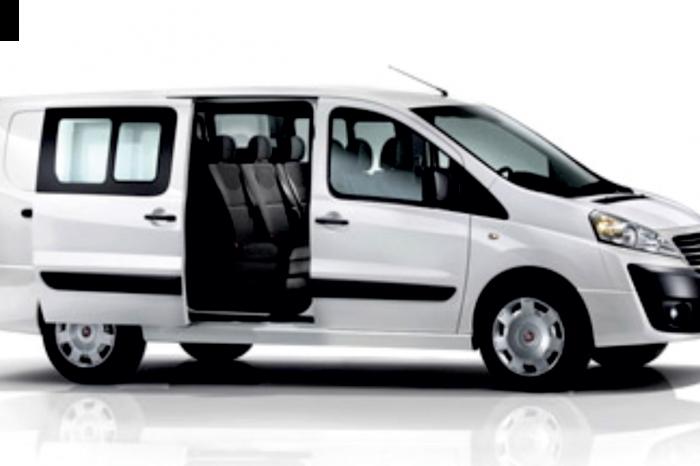 Fiat Scudo 9 Seats Diesel A/C