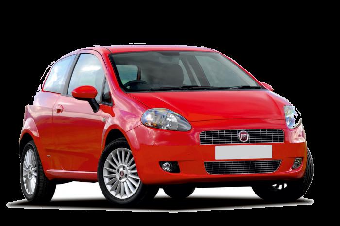 Fiat Grande Punto Automatic A/C