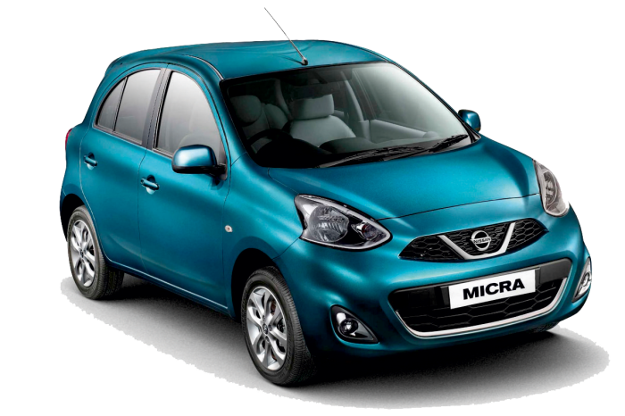 Nissan Micra Automatic A/C
