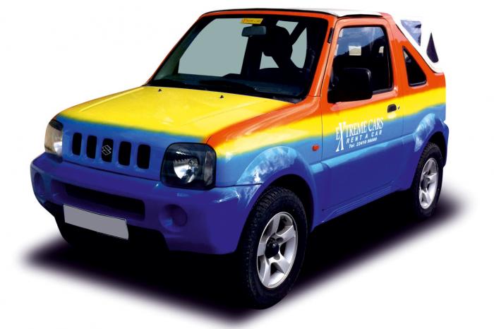 Suzuki Jimny A/C