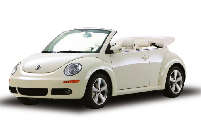 VW Beetle Cabrio Automatic A/C